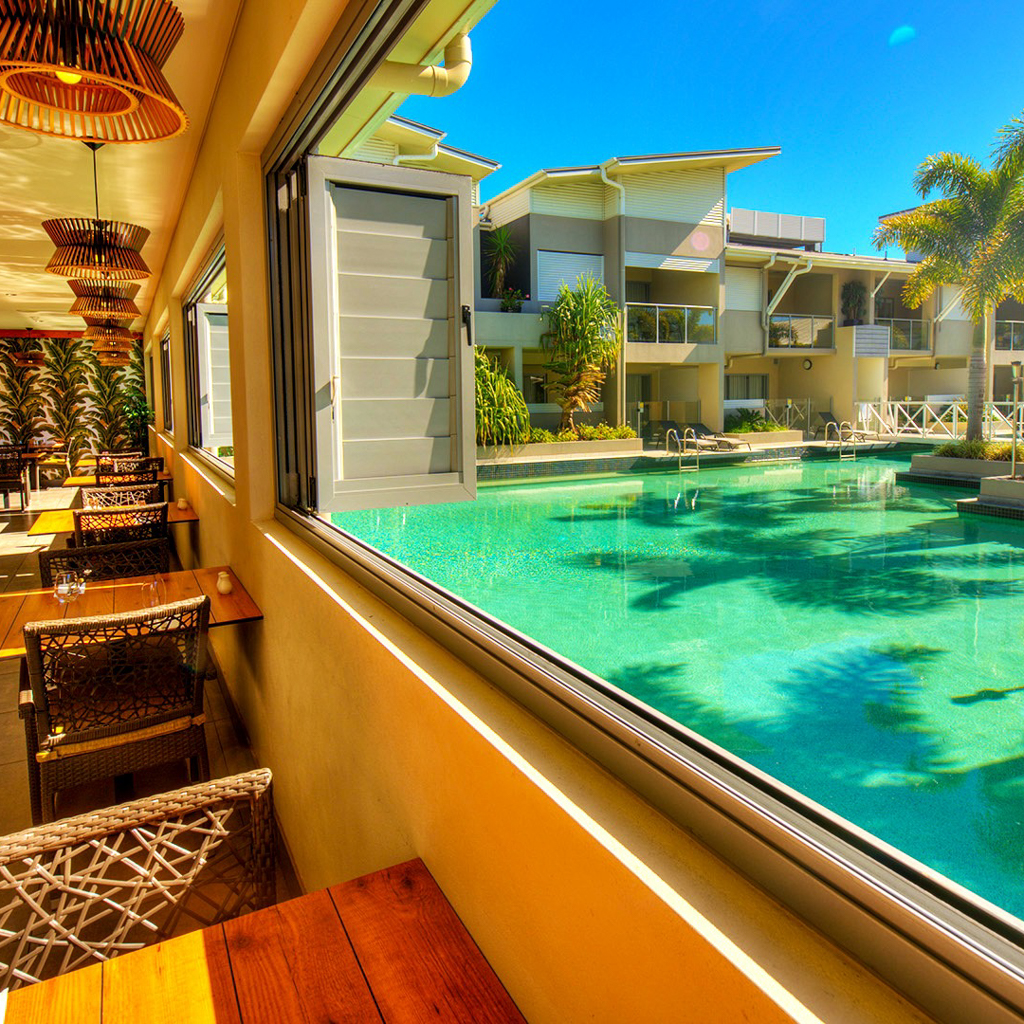 2 Bedroom – Swim out